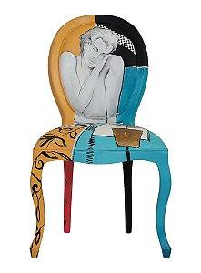 Cadeira Aconchego - Eliane Goes