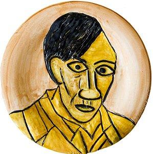 Série Pintores de Silvana Tinelli - Picasso