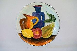 Prato de parede - Silvana Tinelli