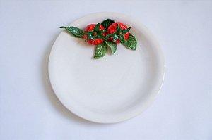 Prato de parede Tomates - Silvana Tinelli