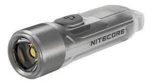 LANTERNA NITECORE TIKI 300 lumens USB Recarregável EDC