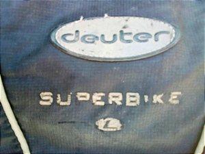 MOCHILA DEUTER SUPER BIKE 27L