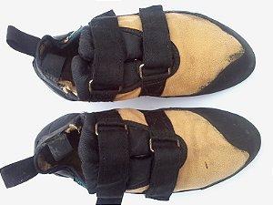 Sapatilha 5.10 Five Ten Anasazi Velcro 40 BR 9,5 US - ressolada