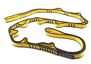 DAYSE CHAIN Solteira Regulável USCLIMB 120cm 16mm 8 loops 22 KN CE - FRETE GRÁTIS