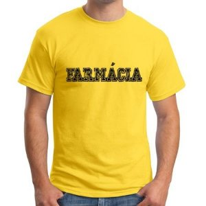 Camisa Farmácia Masculina