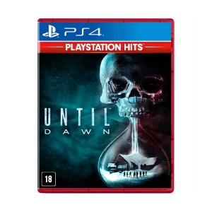Jogo Until Dawn (Playstation Hits) - PS4