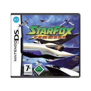 Jogo Star Fox Command - Nintendo DS