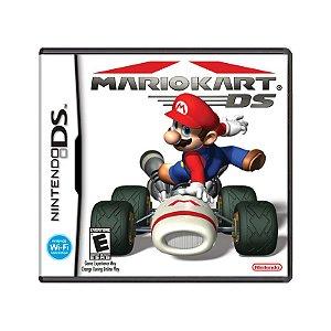 Jogo Mario Kart - NIntendo DS