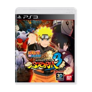 Jogo Naruto Shippuden: Ultimate Ninja Storm 3 - PS3