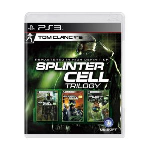 Jogo Tom Clancy's: Splinter Cell Trilogy - PS3