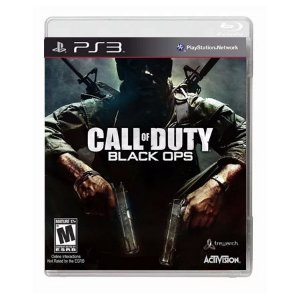 Jogo Call of Duty: Black Ops - PS3