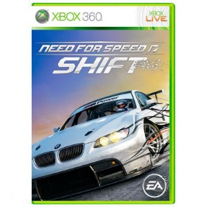 Jogo Need for Speed: Shift - Xbox 360