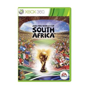 Jogo 2010 Fifa World Cup South Africa - Xbox 360