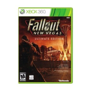 Jogo Fallout: New Vegas: Ultimate Edition - Xbox 360
