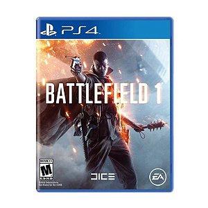 Jogo Battlefield 1 - PS4