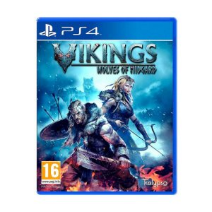 Jogo Vikings: Wolves of Midgard - PS4