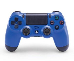 Controle Sony Dualshock 4 Azul - PS4