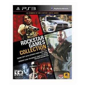 Jogo Rockstar Games Collection Bundle - PS3