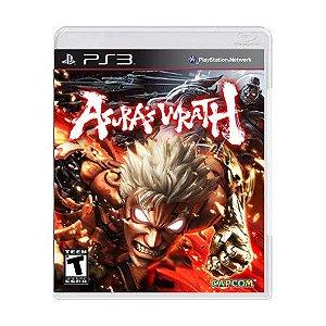 Jogo Asura's Wrath - PS3