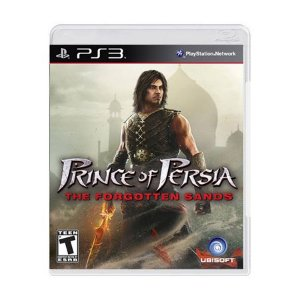Jogo Prince of Persia: The Forgotten Sands - PS3