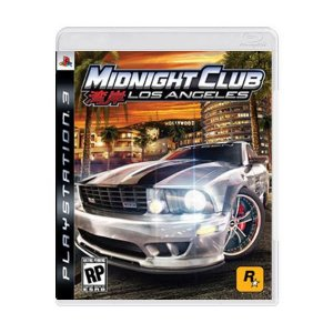 Jogo Midnight Club: Los Angeles - PS3