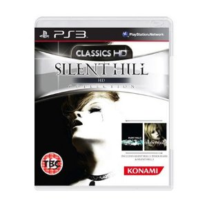 Jogo Silent Hill HD Collection - PS3