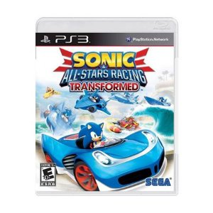 Jogo Sonic & All-Star Racing: Transformed - PS3