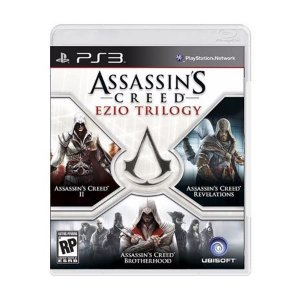 Jogo Assassin's Creed: Ezio Trilogy - PS3
