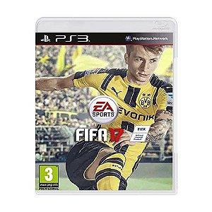 Jogo Fifa 17  - PS3