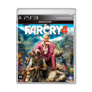 Jogo Far Cry 4 - PS3