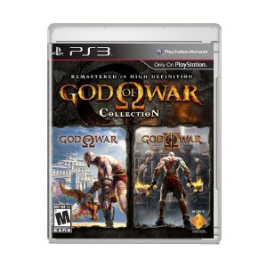 Jogo God of War Collection - PS3