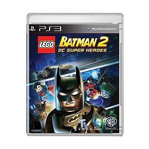 Jogo Lego Batman 2 DC Super Heroes - PS3