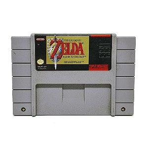 Jogo The Legend of Zelda A Link to the Past - SNES