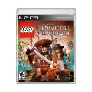 Jogo Lego Pirates of the Caribbean The Video Game - PS3
