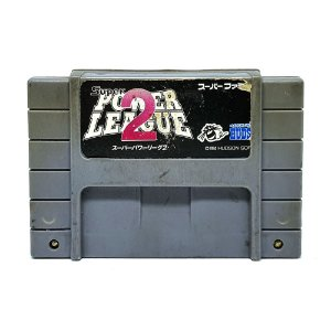 Jogo Super Power League 2 - SNES