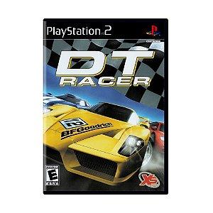 Jogo DT Racer - PS2