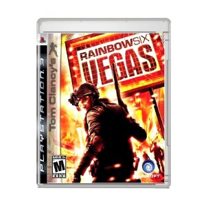 Jogo Tom Clancy's Rainbow Six Vegas - PS3