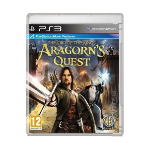 Jogo The Lord of the Rings Aragorn's Quest - PS3
