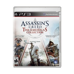 Jogo Assassins Creed The Americas Collection - PS3