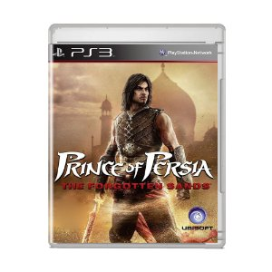 Jogo Prince of Persia The Forgotten Sands - PS3