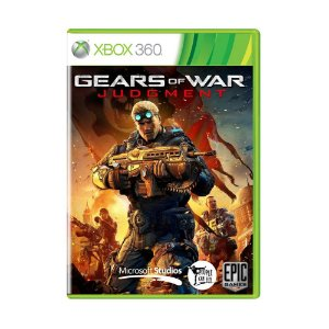 Jogo Gears of War Judgment - Xbox 360