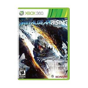 Jogo Metal Gear Rising Revengeance - Xbox 360