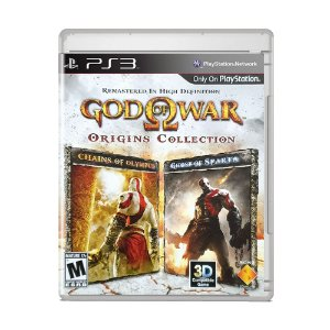 Jogo God of War Origins Collection - PS3