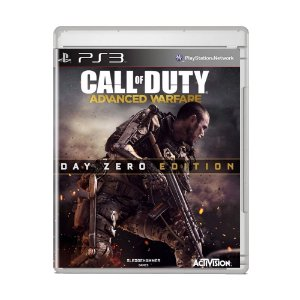 Jogo Call of Duty Advanced Warfare ( Day Zero Edition ) - PS3