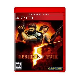 Jogo Resident Evil 5 (Greatest Hits) - PS3