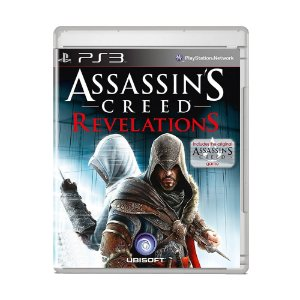 Jogo Assassin's Creed: Revelations - PS3
