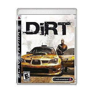 Jogo Dirt - PS3