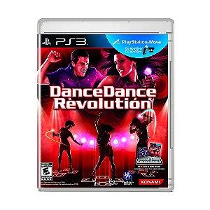 Jogo Dance Dance Revolution - PS3