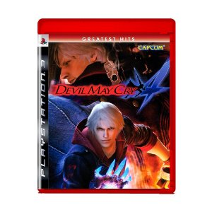 Jogo Devil May Cry 4 ( Greatest Hits ) - PS3