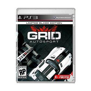 Jogo Grid Autosport - PS3